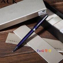 Бесплатная доставка Творческий шариковая ручка металлические ручки канцелярские Подпись Шариковая ручка для офиса и школы поставщиков stoholee ручка