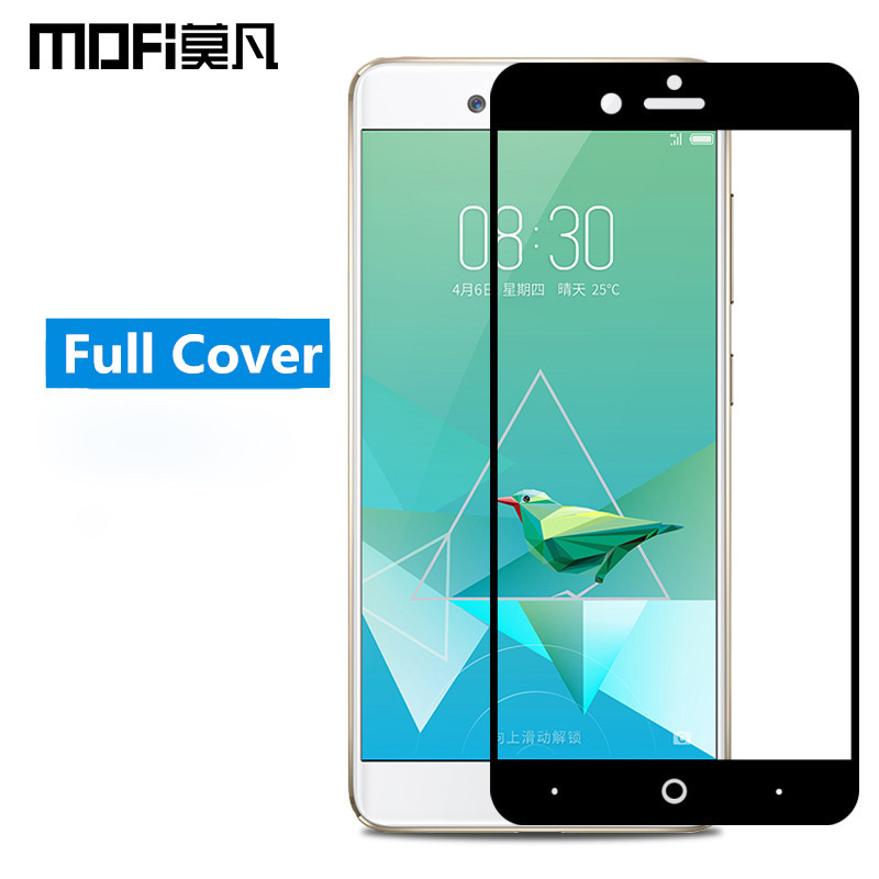 Nubia z17 mini glass tempered MOFi original ZTE nubia z17 mini screen protector film full cover z17mini tempered glass 5.2 inch