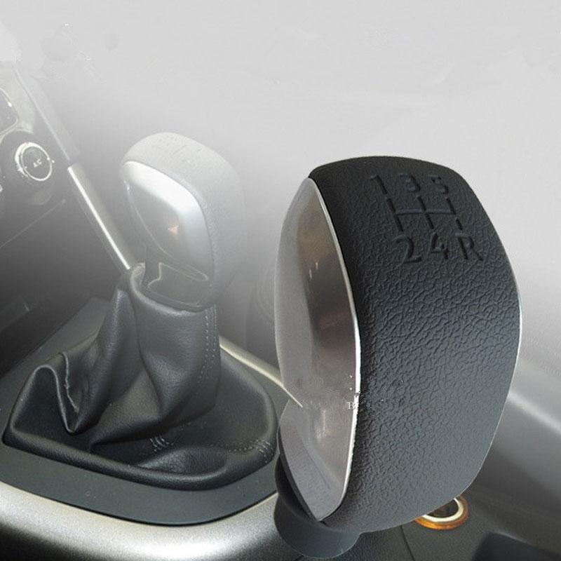 Manual Gear Shift Knob For PEUGEOT 106 206 306 406 107 207 307 407 301 308 2008 3008 SAXO XSARA PICASSO Xantia CITROEN C2 C3 C4