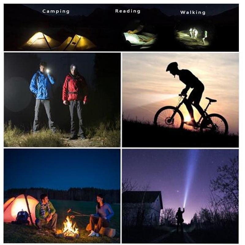 Image 2 - New Youpin Beebest IP45 Waterproof Headlamp Ultralight Adjustable Head Torch flashlight Night Running Hiking Climbing SOS LightSmart Remote Control   -