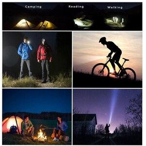 Image 2 - 新しい youpin beebest IP45 防水ヘッドランプ超軽量調節可能なヘッドトーチ懐中電灯夜間走行ハイキング登山 sos ライト