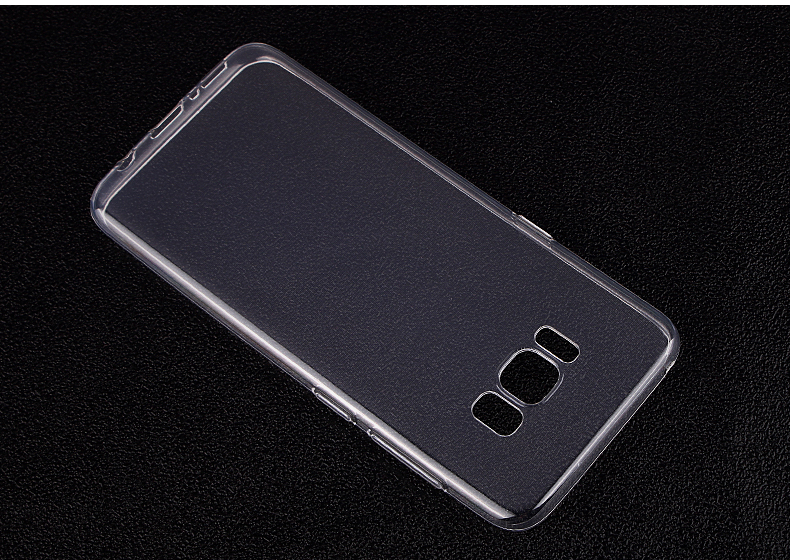 Clear Samsung Galaxy S3, S4, S5 Case 17