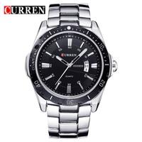 NEW2016 Curren Watches Men Top Brand Fashion Watch Quartz Watch Male Relogio Masculino Men Army Sports