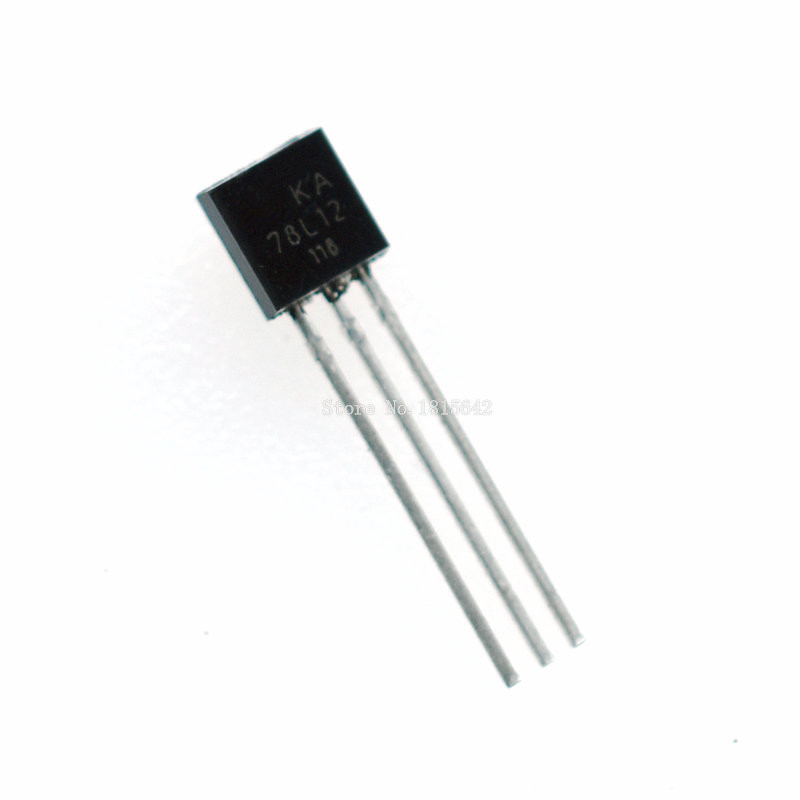 500PCS WS78L12 78L12 TO-92 12V 100mA Voltage Regulator IC High quality