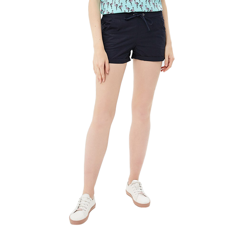 Shorts MODIS M181W00833 women cotton for female TmallFS machine women s liberty low rise denim shorts