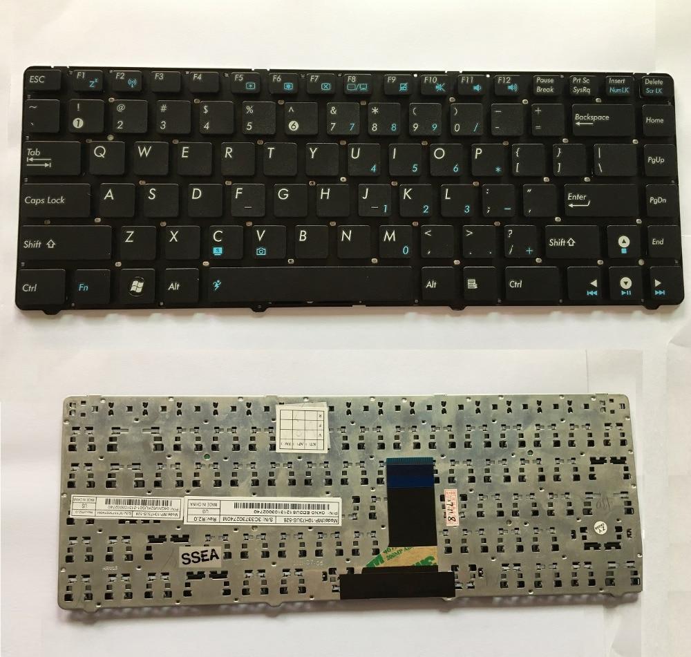 SSEA New laptop US Keyboard For Asus U36 U36J U36JC U36R U36S U36SD U36SG U36SD A1