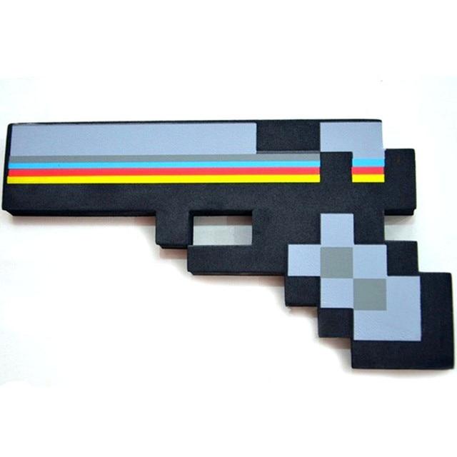 Gun Toys Foam Diamond Gun EVA Model Toys Gift Toys For Kids Birthday GiftsOutdoor Fun & Sports