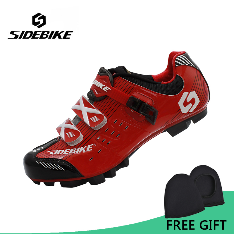 Sidebike Professional Men Breathable MTB Mountain Bike Racing Athletic Shoes Outdoor Sports Self Lock Bicycle Cycling Shoes new arrival hot professional bicycle racing sports mountain bike cycling shoes breathable athletic mtb road bike auto lock shoes