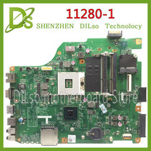 KEFU 11280-1 for dell 3520 DV15 MLK MB 11280-1 PWB:MXRD2 REV:A00 laptop motherboard FOR DELL INSPIRON 3520 HM75 Test(China)