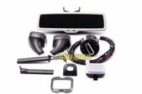 Auto headlight switch Rain Light Wiper Sensor Antiglare Anti glare Dimming Rear View Mirror For VW Tiguan Jetta MK5 Golf 6 MK6