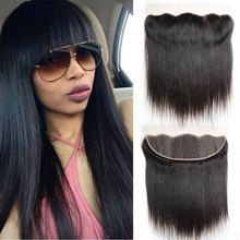 Ably Ear To Ear Lace Frontal Straight Brazilian Straight Frontal Closure Lace Frontal Closure Straight Frontal Closures 13×4