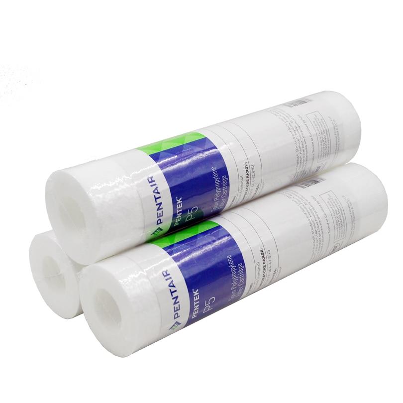 Fishek për filtrat e ujit të sedimentit Coronwater PP 5 mikron - Pajisje shtëpiake - Foto 2