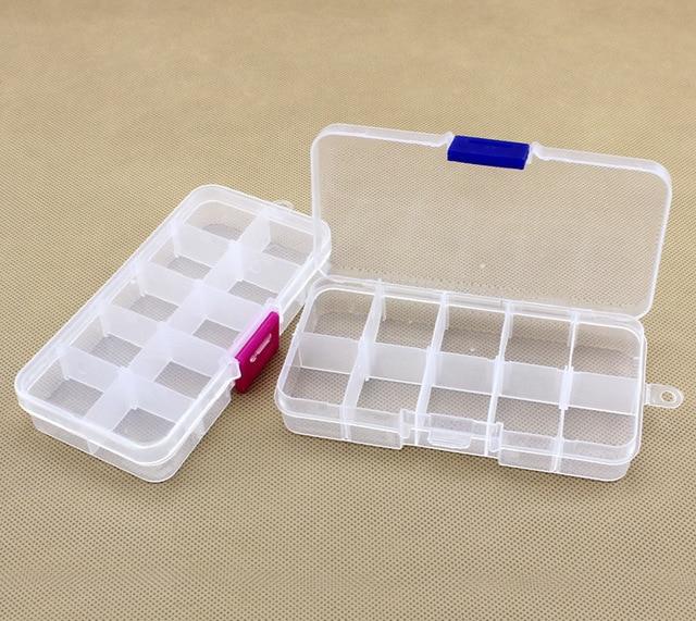 Aliexpresscom Buy Wholesale 10 Cells Plastic Slots Adjustable