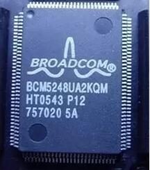 10 pcs/lot BCM5248UA2KQMG-P12 BCM5248UA2KQMG BCM5248UA2KQM QFP12810 pcs/lot BCM5248UA2KQMG-P12 BCM5248UA2KQMG BCM5248UA2KQM QFP128