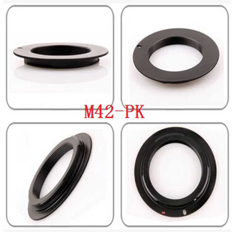 M42-PK Mount M42 Lens to PK Adapter Ring For Pentax CAMERA K-X K-7 K20D k10 K-5 K-M K-3 K-50 K-5 II K-30 K-01 K-r k100 k200
