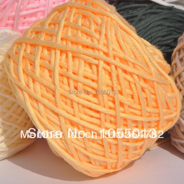 2014 envío libre de la bufanda de seda del hilado línea de tejer ...