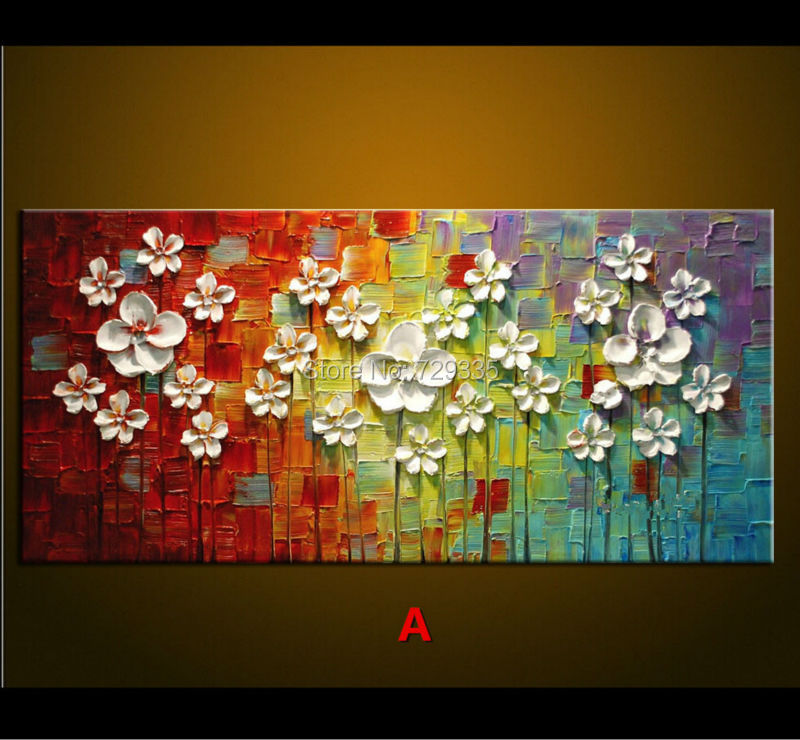 Buy hand made oil painting palette knife for Art painting for home decoration