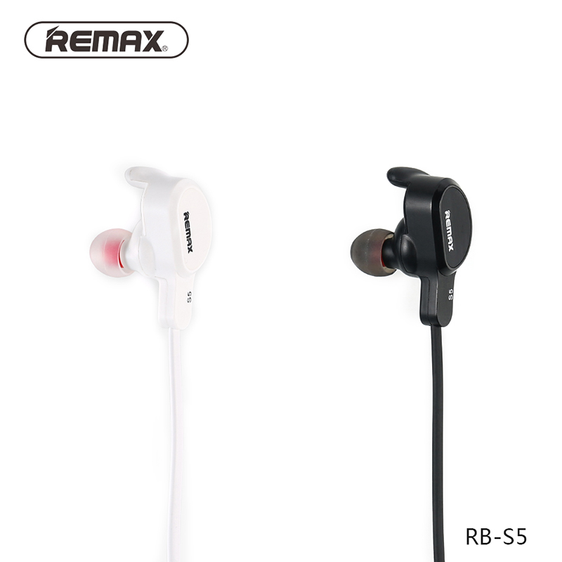 New arrive Remax V4.1+EDR Bluetooth Headset Earphone Wireless In-ear Microphone Sports Earphone for iPhone Xiaomi Android Phone remax 2 in1 mini bluetooth 4 0 headphones usb car charger dock wireless car headset bluetooth earphone for iphone 7 6s android