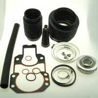 Alpha One 1 Gen 2 Two Transom Bellows Repair Reseal Kit For MerCruiser 30 803099T1