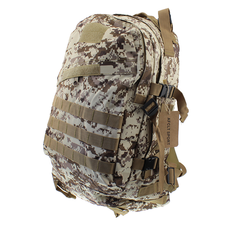 Outdoor Backpack 40L Military Tactical Backpack Rucksack Camping Traveling Hiking Trekking Bag Climbing Bag FOR Hunting D6024 outlife new style professional military tactical multifunction shovel outdoor camping survival folding spade tool equipment