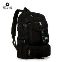 2017 New Fashion Male Canvas Backpack Men S Rucksack Student School Bag For Teenagers Leisure Travel