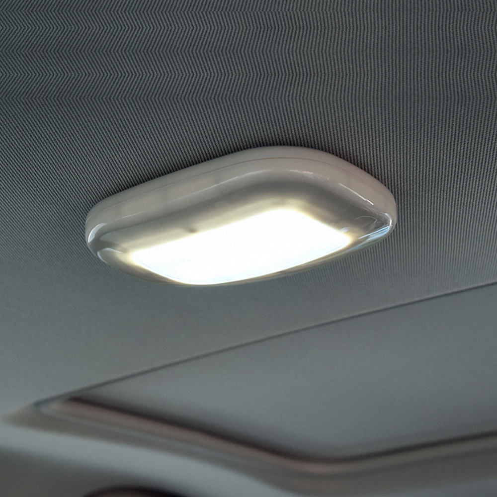 цены Car Reading Light USB Rechargeable Car Roof Ceiling Dome Lights Magnetic Auto Interior Lighting LED Lamp for BMW Ford Universal