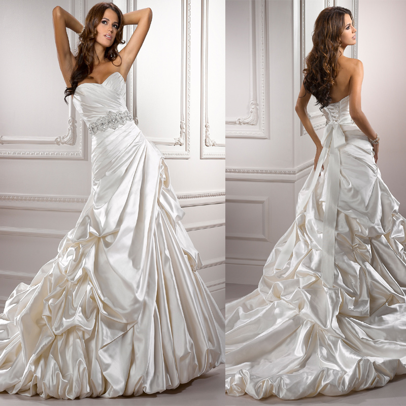 Affordable wedding gowns in usa flower girl dresses for Cheap wedding dresses online usa