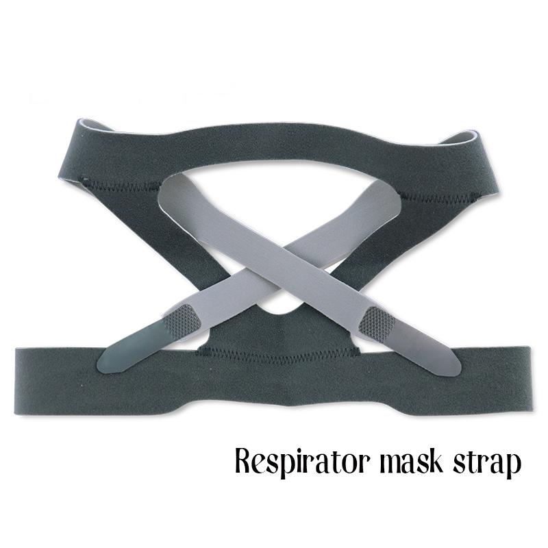 Dedicado gorros y sombreros para CPAP máscaras de fibra elástica Anti-ronquidos diadema Universal mascarilla Nasal correa de cabeza cara máscara Correa médico