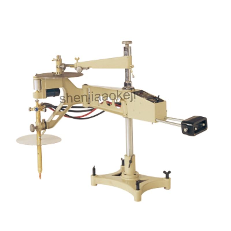 Cortador de contorno CG2-150D Chama Máquina De Corte pesado espessura (8-200mm) perfil máquina de corte cortador de 220 v hz 1 50 pc
