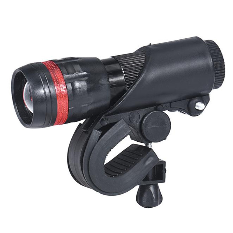 B2 Cree Q5 LED Cycling Bike Bicycle Head Front Light Flashlight+360 Mount High Quality Aluminum Alloy Material Waterproof