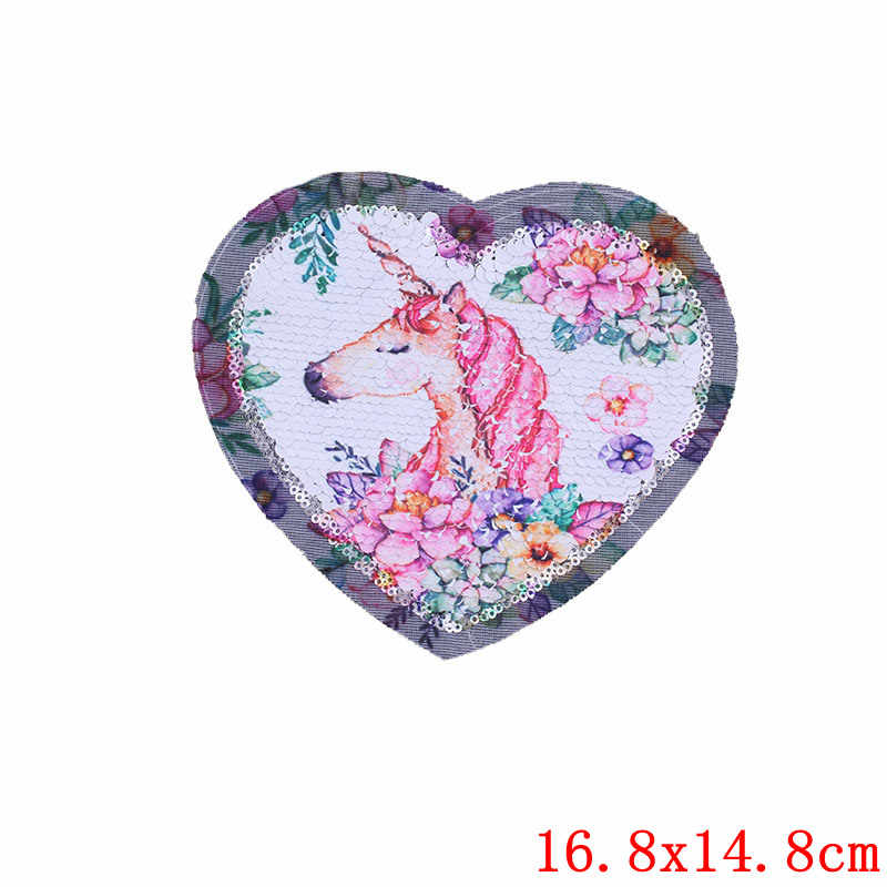 patch patch star pink horseshoe New