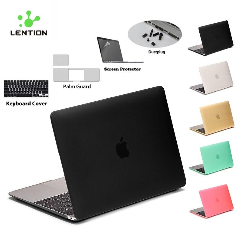 f0fcebd4812 For Macbook Pro Air 13 Laptop Case Hot Model for Mac Apple Retina 11 12 13  15 Inches Anti-Scratch Matte Hard Notebook Case Cover