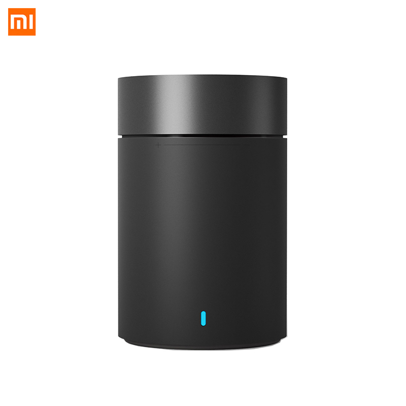 Constructive Xiaomi Wireless Bluetooth Speaker Ii 2 Bluetooth 4.1 Metallic Handsfree Mic Mini Speaker Built-in Lithium Battery Xiao Mi