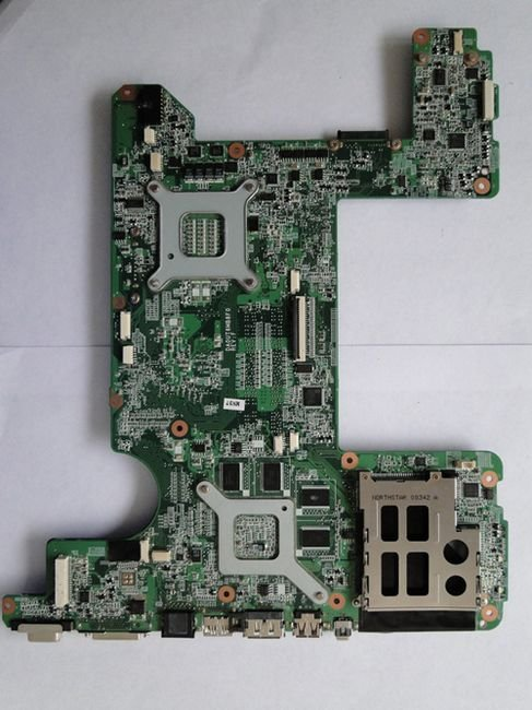HDX16 non-integrated motherboard for H*P laptop HDX16 496460-001