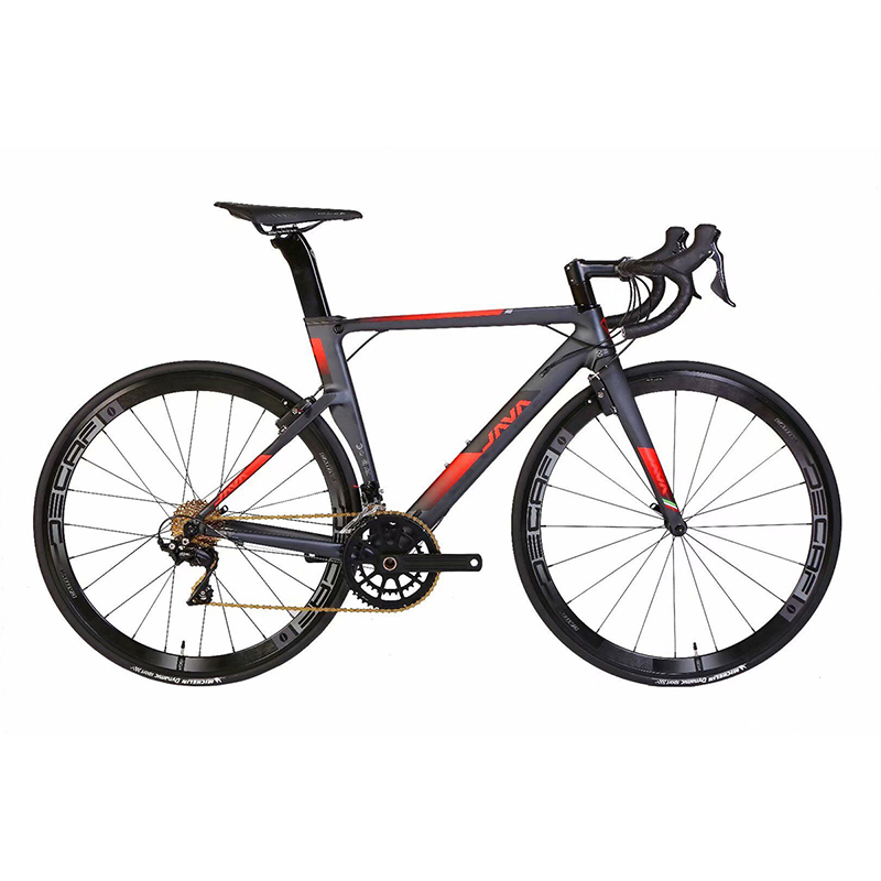 JAVA FUOCO Pro Road Bike 700C 22 Speed with 105 Shifter Aero Direct Mount V Brake City Road Racing Bicycle
