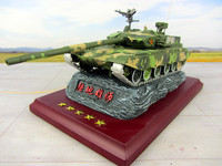 1:50 Scale ZTZ 99 Military Capital Tank Vehicles For Chinese 70th Anniversary Parade DieCast Toy Model Collection Decoration