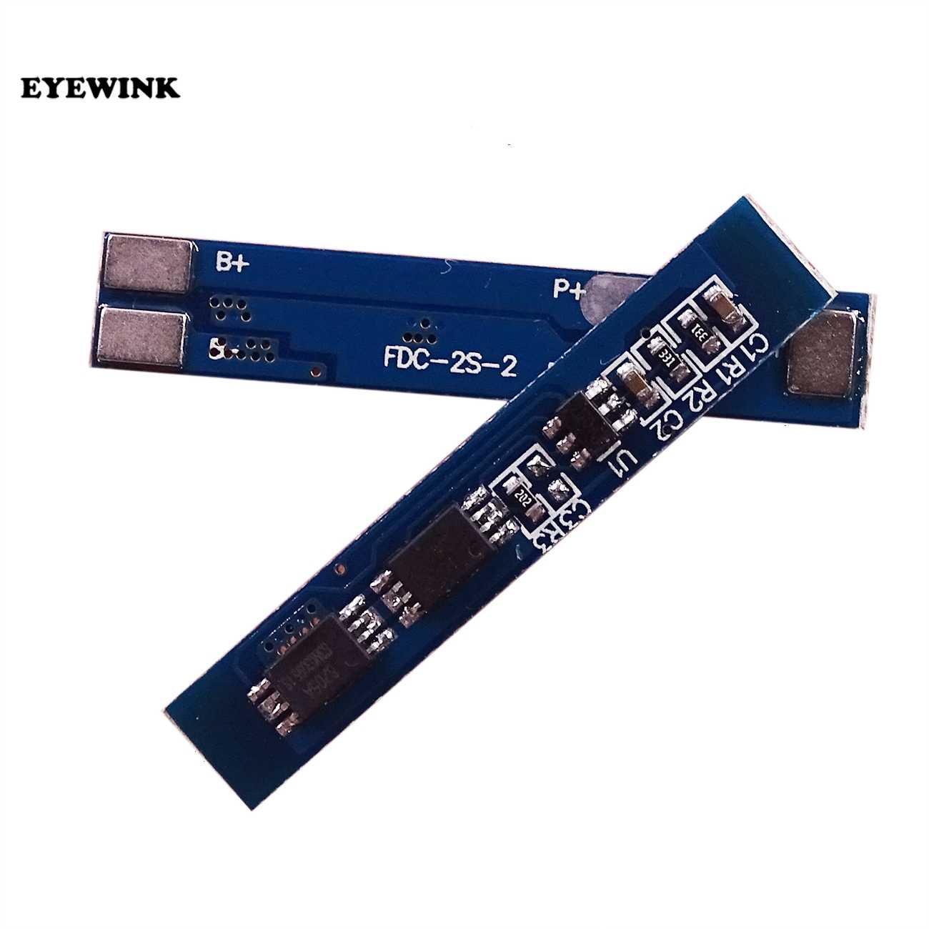 2S 3A Batteria Al Litio Li-Ion 7.4v 8.4V 18650 Caricabatterie Bordo di Protezione bms pcm per li-ion batteria lipo pacchetto delle cellule