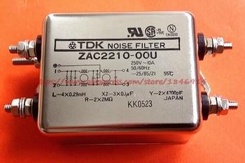 Free shipping    ZAC2210-00U  Two level power filter 250V 10A ZAC2210-OOU