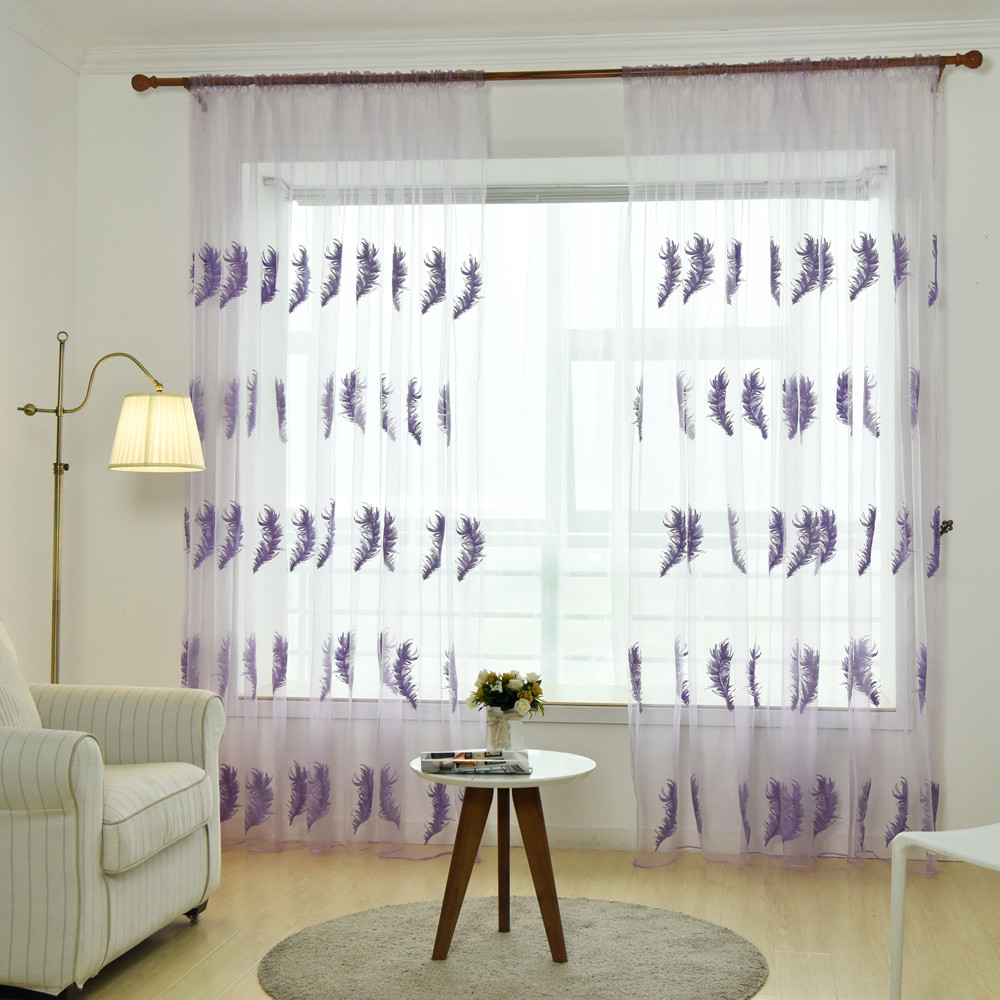 Beautifully Kitchen Door Curtains: Aliexpress.com : Buy Polyester Embroidery Elegant Curtain