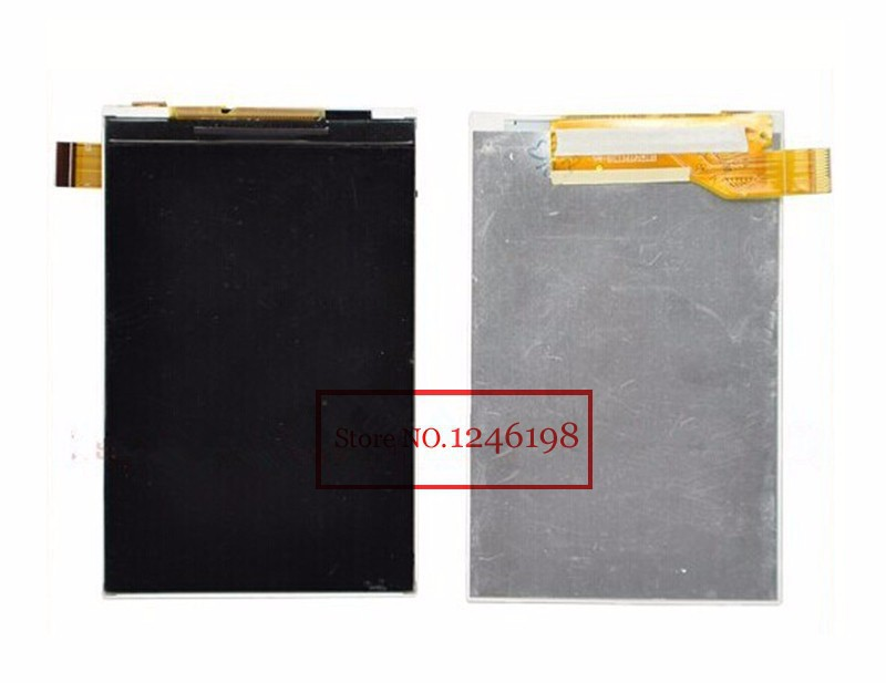 TOP Quality Working LCD Display Screen For Alcatel One Touch Pop C1 4007 OT-4007D OT-4007E OT4007 4015 4016 4018 Phone Parts