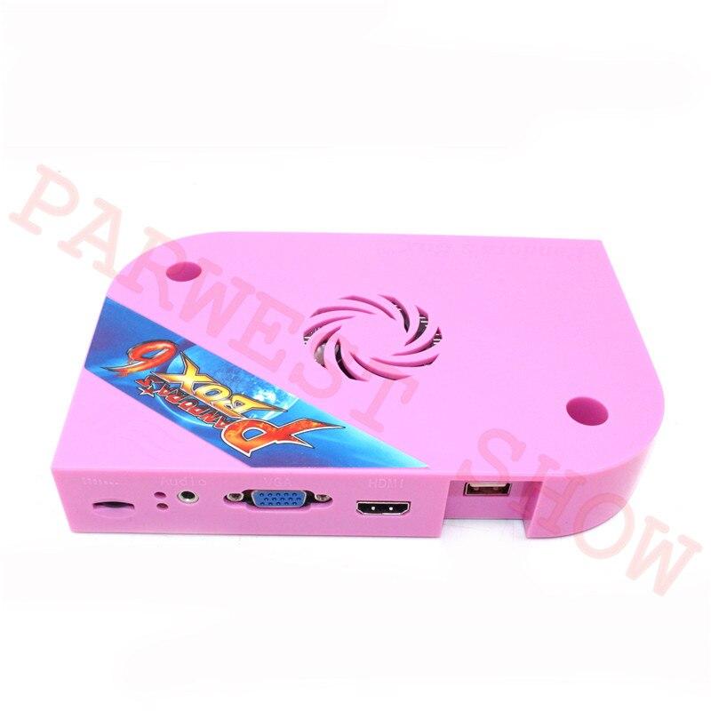 Image 3 - Newest Original pandoras box 6 Jamma Version 1300 in 1 Arcade  Game Board support CGA / VGA / HDMI Pandora 4 HD for VideoCoin Operated  Games