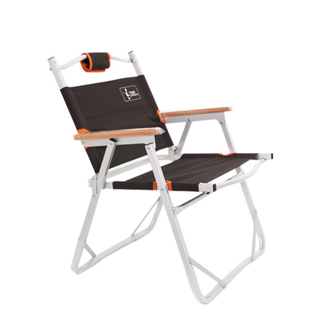 Portable Folding Chair Oon Aluminum Director Beach Fishing Oxford Cloth Camping Outdoor Equipment