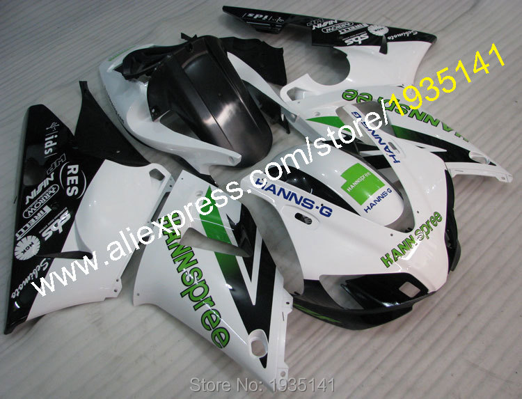 Hot Sales,Hannspree Fairing YZF1000 98 99 R1 For Yamaha YZF R1 1998 1999 YZF-R1 Motorcycle ABS Bodywork Kit (Injection molding) hot sales for yamaha yzf r1 2007 2008 accessories yzf r1 07 08 yzf1000 black aftermarket sportbike fairing injection molding