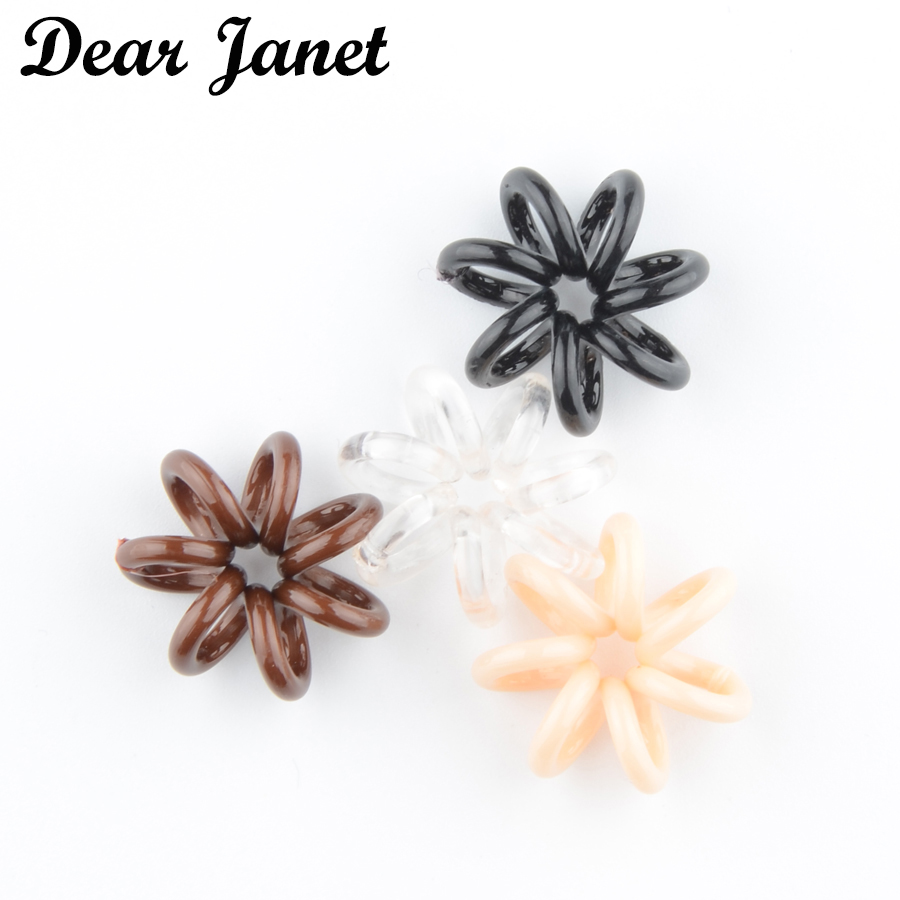 10pcs/pack 2cm Cute Candy Color Telephone Line Hair Gum Styling Tools Headwear Drop Shipping Elastic
