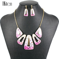MS17824 Fashion Jewlry Sets Gold Plated 2 Colors High Quality Party Jewelry Unique Design 2014 New