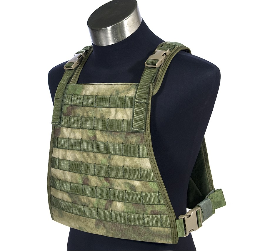 лучшая цена FLYYE MOLLE MBSS Plate Carrier Military Tactical Vest VT-M002