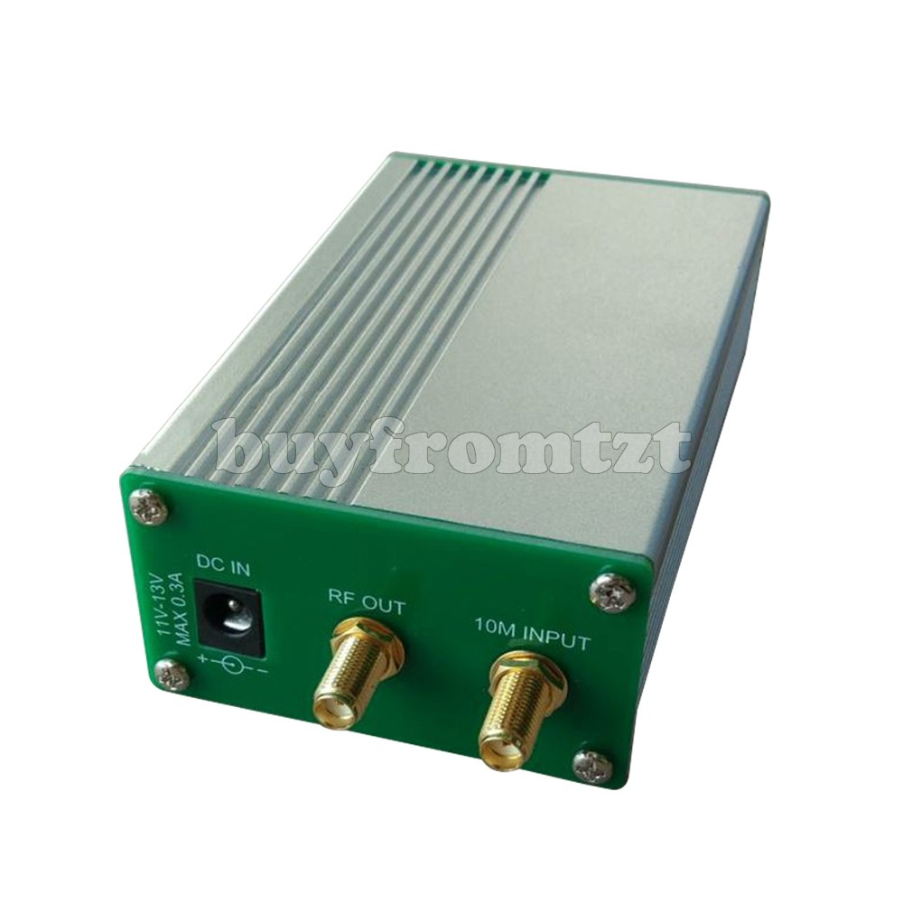 Spectrum Analyzer Low Frequency Converter BG7TBL