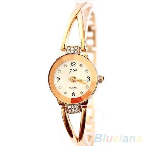 ︻Для женщин розового золота сплава горный хрусталь браслет ...