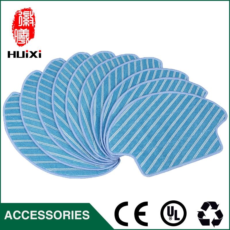 Blue 269*157*187mm Vacuum Cleaner Mop Cloth for DG710 Sweeping  Machine Durable Cloth  for House средство для чистки сукна norditalia nir cloth cleaner аэрозоль 400мл