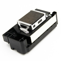F160010 Unlocked Printhead DX5 Print Head for Epson 7800 9800 4400 4800 7400 9400 (Water Based Grey Face)